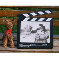 Quality movie beginning sign acrylic photo frame for sale