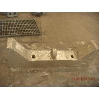 Quality Sill Bar of High Chromium Wear-resistant Castings Iron Chute Liners for sale