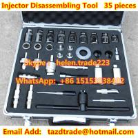 Quality CR Injector Disassembling Tool 35 pieces tools , Removal Tools , Injector Dismantling Tool for sale
