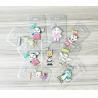Buy cheap Vertical PVC Travel Card Holder , ID Name Work Badge Holder Name Badge Lanyard Set from wholesalers