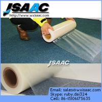 China PE Adhesive Surface Protective Film For Carpet for sale