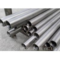 Quality Gr.1 COLD DRAWN Welded Titanium Pipe ASME SB337 Standard Good Ductility for sale