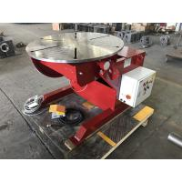 Quality 1200kg Capacity Automatic Welding Positioner ISO Rotary Welding Positioner for sale