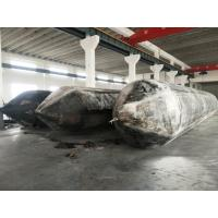Quality 6 Layers Marine Rubber Airbag Boat Lift Float Bags For Indonesian Shipyards for sale