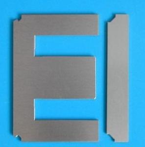 Buy EI20-Type Three-phase Power Transformer Lamination Core, EI-type Silicon Steel Customized at wholesale prices