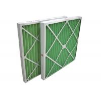 Buy Disposable Z - Line Pleated Panel Air Filters , Industrial Air Purifier With at wholesale prices