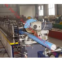 Quality Downspouts Roll Forming Machine Color Steel Coils For Rainwater Downpipe / Rain Gutter for sale