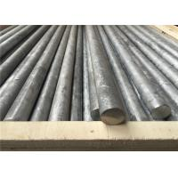 Alloy Standard Aluminum Extrusions Round Rod Bar En Aw 6082 AlSiMgMn for sale