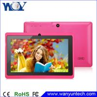 "Quality Cheapest 7"" PC Tablet With Android 4.4 Dual Core, Dual Camera,G-ensor, Wifi, OTG for sale"