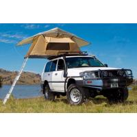 Quality Easy On 4x4 Roof Top Tent Stainless Steel Pole Material For 2 Person for sale