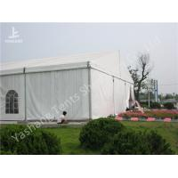 Enclosed Space Elegant Wedding Party Event Tent Clear Span Marquee White Canopy