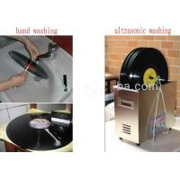 Buy Vinyl Disc Vinyl Record LP Industrial Ultrasonic Cleaner 6.5L 40KHz 120KHz Optional at wholesale prices