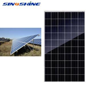 Quality lg 250w 270w 300w 320w solar panel cells silicon polycrystalline 6x6 for sale