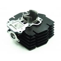 Quality Black Color Durable Aluminum Cylinder Block For Motorcycle Spare Parts for sale