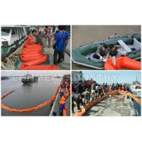Quality WGV800   Solid floating oil spill containment boom for sale