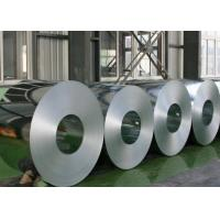 Quality 610mm JIS G3302 Chromated / Dry / Oiled Hot Dip Galvanized Steel Coil Roll for Roofs for sale