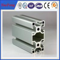Quality Hot! extruded aluminium fence, t-slot aluminium extrusion profiles, aluminium industrial for sale