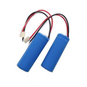 Quality CC CV IEC62133 1600mAh 3.7 Volt Lithium Ion Battery for sale