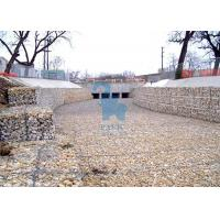 Quality Scour Protection Welded Gabion Box Gabion Reno Mattress For River Bank for sale