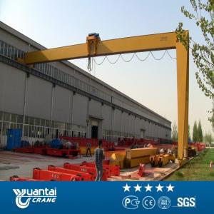 China YUANTAI simple operation BMH semi gantry crane design on sale
