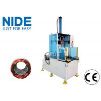 Quality NIDE Stator Winding Coil middle Forming Machine with PLC and hydraulic system for sale
