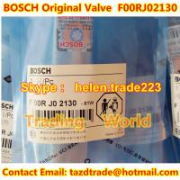 Quality BOSCH Control Valve F00RJ02130 fit 0445120059,0445120060,0445120123 ,0445120212,0445120252 for sale