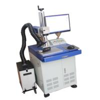 Quality FIMM-A01 Fiber Laser Engraver Two Years Guarantee  For Stainless Steel Sheet for sale