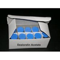 Quality Polypeptide Hormones Deslorelin Acetate with High Purity CAS 57773-65-5 for sale