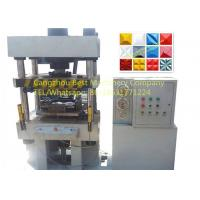 Buy cheap Color Steel Metal 3D Wall Tile Decorative Plate Wall Panel Machines from wholesalers