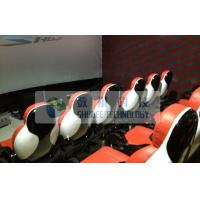 Buy Realistic 6D Cinema System With Seperate Platform And Cinema Special Effects at wholesale prices