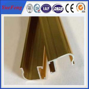 Quality various profiled aluminium pictures frame / brushed aluminum picture frame / picture frame for sale
