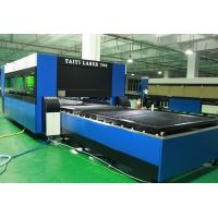 Quality Metal Laser Cutting Machine / Cast Iron Cutter Machine 120 M/Min Positioning Speed for sale