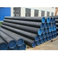 Quality Black Carbon Seamless Steel Pipe, ASTM A106 Gr.B for sale