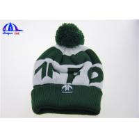 Quality Custom Logo Printing Knitted Beanie Hats for sale