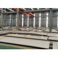 Quality 1.4301 Stainless Steel Plate 1D Surface Hot Rolled Heat Treated Pickled 5' * 20' for sale