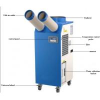 China Low Noise Evaporative Movable Industrial Mini Air Cooler/conditioner for sale
