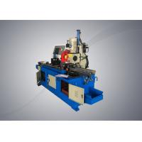 Buy cheap Low Noise PLC Control Stainless Steel Pipe Cutter Machine Customized Voltage from wholesalers