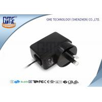 Quality Black GME Australia Plug Adapter , Medical 5v 1a Power Adapter for sale
