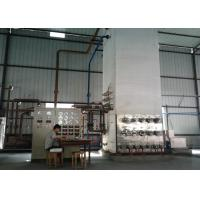 Buy 99.999% Liquid Cryogenic Nitrogen Plant , Industrial ASU Air Separation Plant at wholesale prices