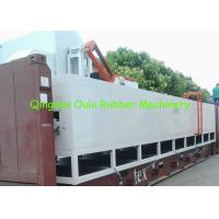 Quality High Efficiency Rubber Vulcanizing Oven / Cure Oven Hot Air Tunnel With Roller for sale