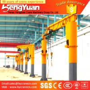 Quality Free Standing JIB Crane/Hot Sale Swivel Jib Crane for sale