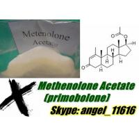 Quality White Powder Methenolone Acetate Strong Steroid Primobolone CAS 434-05-9 for sale