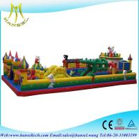 Quality Hansel hot sale on china inflatable bouncy castle /jumping castle for sale for sale