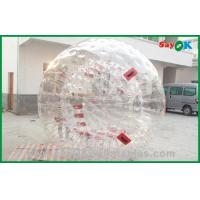 Quality Commercial PVC Zorb Ball For Sports Game , Giant Inflatable Ball for sale