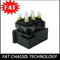 Buy Mercedes W251 W212 W164 Air Suspension Compressor Repair Kits Pump Solenoid Valve Block at wholesale prices