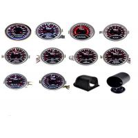 Quality Auto Car Parts 52 Mm Race Car Gauges Display Air Fuel Ratio And Oil Temperature for sale