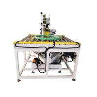 Quality High Power Vertical Stretch Wrapping Machines / Large Package Wrapping Machine for sale