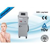 Quality Multifunctional IPL SHR laser  hair removal machine , IPL shr with CE Certification for sale