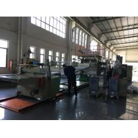 Quality 2 Layers PC ABS Luggage Sheet Extrusion Machine for Making Baggage Luggage Case for sale