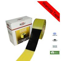 Quality 0.025mm - 0.16mm Thickness Length Printed PE Construction Safety Custom Caution Tape for sale
